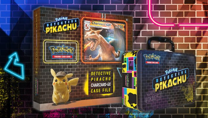 Pokémon: 'A Sneak Peek at Pokémon Detective Pikachu Products'