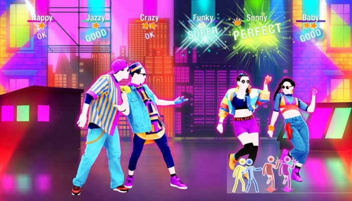 Ubisoft: 'Just Dance Film Rights Acquired by Sony's Screen Gems'