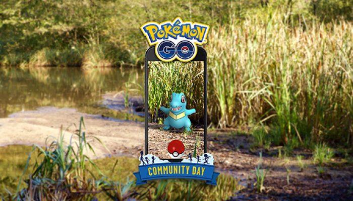 Pokémon: 'Totodile Rocks in the Next Community Day'