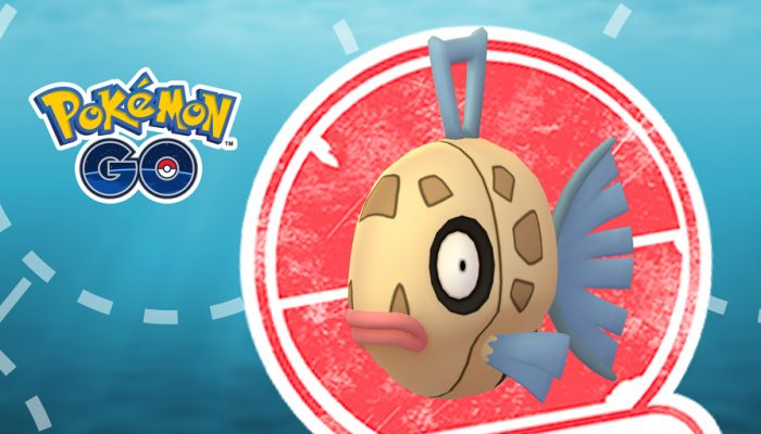 Pokémon: 'Discover more with Limited Research, featuring Feebas!'