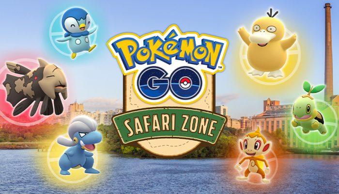Niantic: 'Please join us for the Pokémon Go Safari Zone event in Porto Alegre, Brazil!'