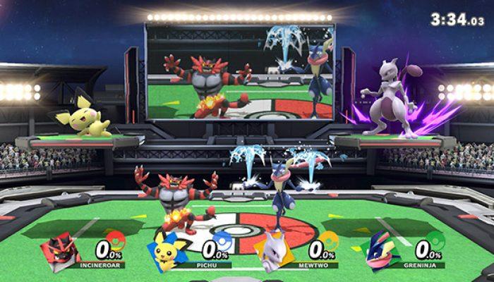 Pokémon: 'Celebrate Pokémon in Super Smash Bros. Ultimate'