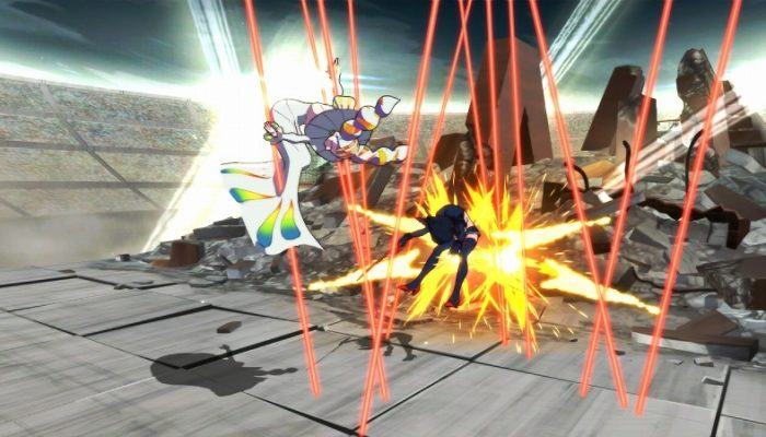 Kill la Kill the Game – Japanese Evo Japan 2019 Announcement Screenshots