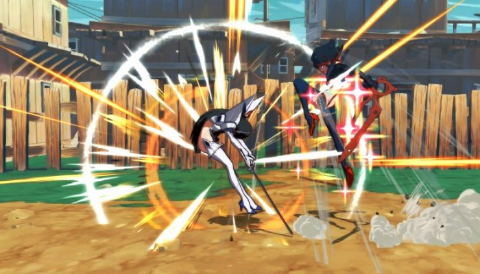 Kill la Kill the Game – Japanese Battle Screenshots