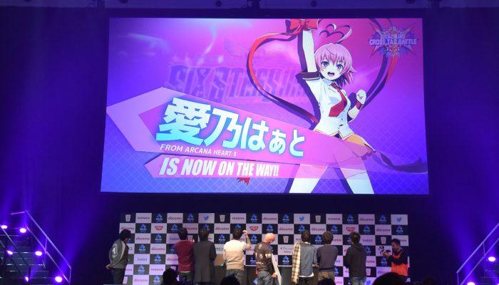 BlazBlue Cross Tag Battle – Japanese Evo Japan Announcements Art and Screenshots