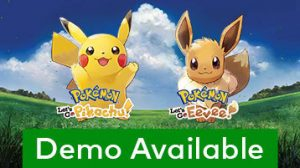 Nintendo eShop Downloads North America Pokémon Let's Go Pikachu Let's Go Eevee