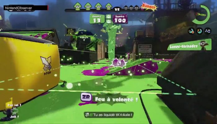 Splatoon, Empire State of Ink Episode 4: Empire