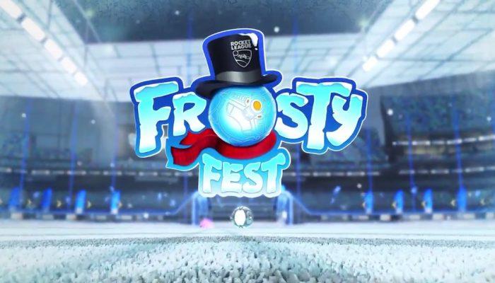 Rocket League getting its own Frosty Fest