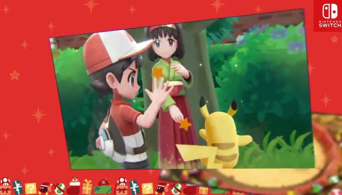 Nintendo of America promoting its top games for the holiday season
