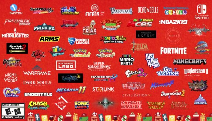 Nintendo of America showcasing even more games for the holiday season