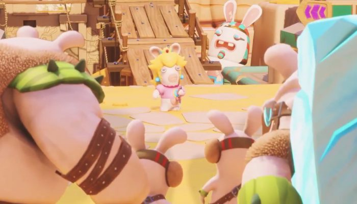 It's on with the Mario + Rabbids Kingdom Battle Community Competition