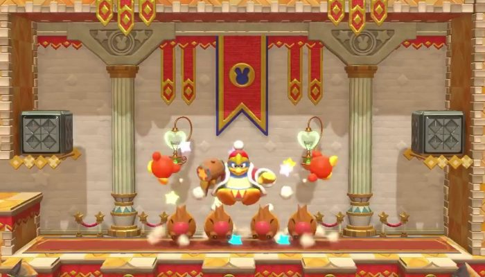 Kirby Star Allies's very first Dream Friends got some brand new techniques
