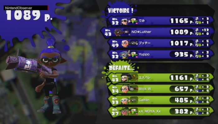 Splatoon, Legacy Splats #10: Clean Sweep.