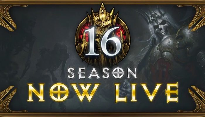 Diablo III The Season of Grandeur has now begun