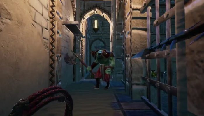 City of Brass launching February 8 on Nintendo Switch