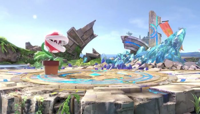 Piranha Plant is here