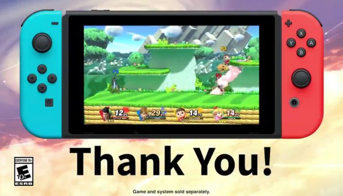 Super Smash Bros. Ultimate sold over 5 million copies in the U.S. alone