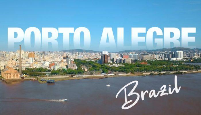 Here's a tidbit on the economic impact of Pokémon Go's Safari Zone event in Porto Alegro, Brazil