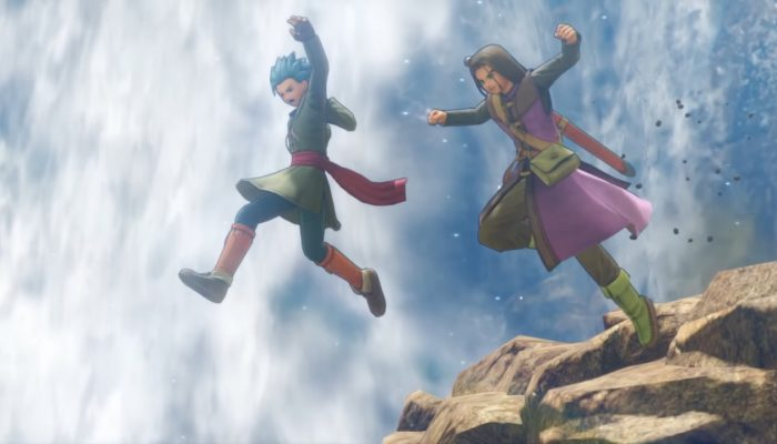 Dragon Quest XI S: Echoes of an Elusive Age Definitive Edition – Nintendo Direct 2.13.2019