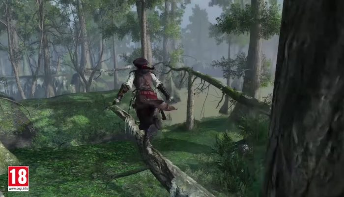 Assassin's Creed III Remastered – Nintendo Switch Announcement Trailer