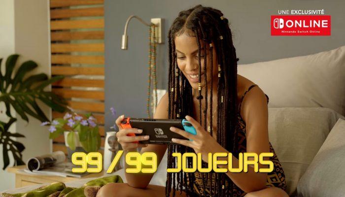 Tetris 99 – 99 joueurs… mais un seul décrochera la victoire !