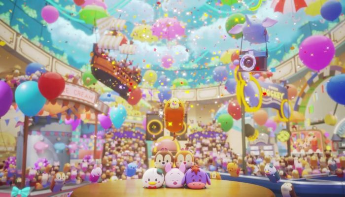 Disney Tsum Tsum Festival – First Trailer