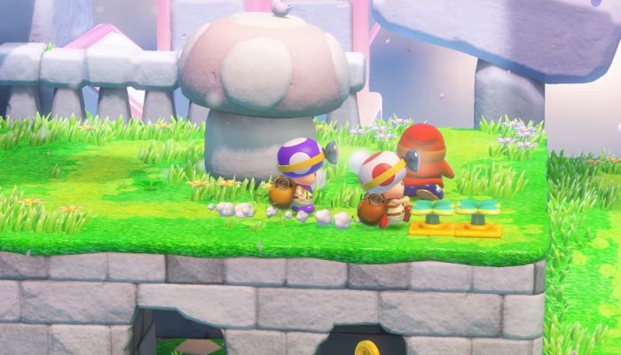 Captain Toad: Treasure Tracker – Japanese Nintendo Direct Headline 2019.2.14