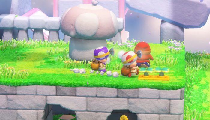 Captain Toad: Treasure Tracker – Japanese Nintendo Direct Headline 2019.2.14