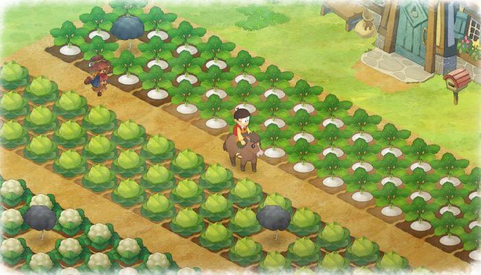 Doraemon: Nobita no Bokujou Monogatari – Japanese Nintendo Direct Headline 2019.2.14