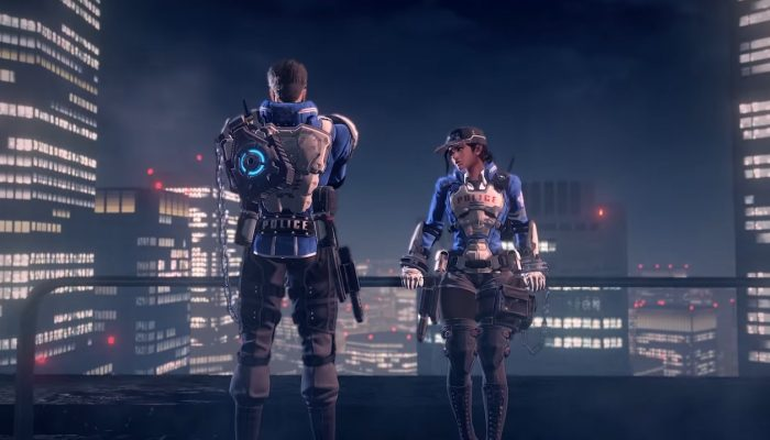 Astral Chain – Japanese Nintendo Direct Reveal Trailer