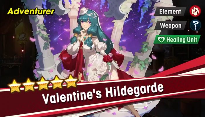 Ardent Admirers Summon Showcase in Dragalia Lost
