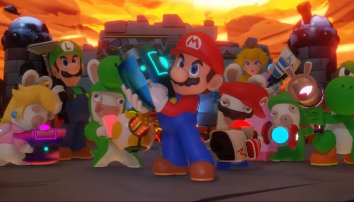 Mario + Rabbids: Kingdom Battle – Community Competition Announcement