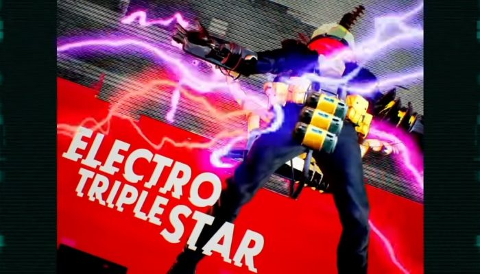 Travis Strikes Again: No More Heroes – Electric Thunder Tiger II Trailer