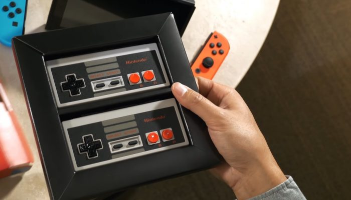 Nintendo Switch Online – NES Controller Overview