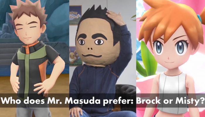 Pokémon Challenge: Mr. Masuda versus…Mr. Masuda?!