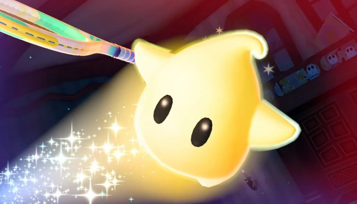 Mario Tennis Aces – Luma Showcase