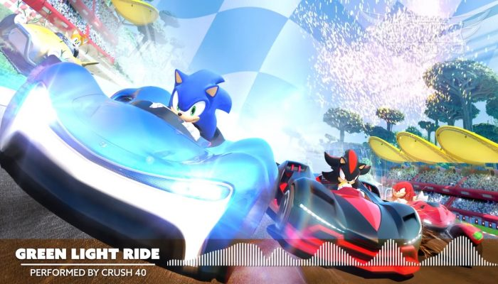 Team Sonic Racing – Green Light Ride (Short ver.) OST