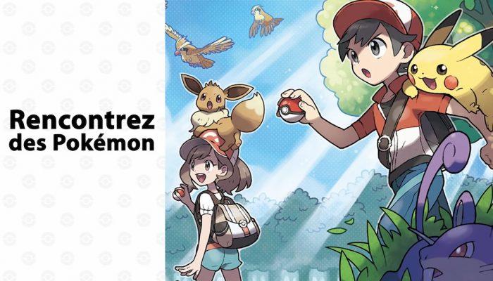 Pokémon : Let's Go, Pikachu & Évoli – Bande-annonce tuto