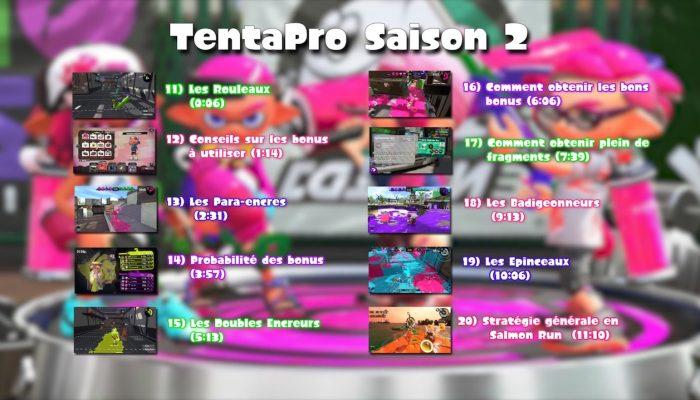 Splatoon 2 – TentaPro Saison 2 & 3