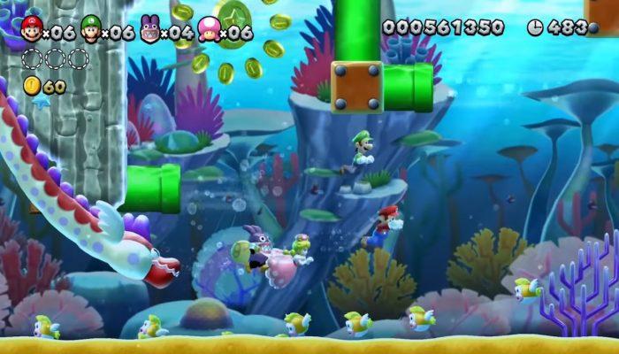 New Super Mario Bros. U Deluxe – Publicité Quand je veux, où je veux, avec qui je veux