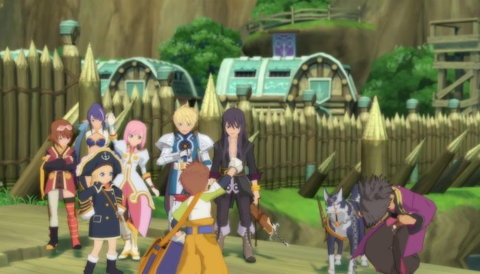 Tales of Vesperia Definitive Edition – Japanese Launch Trailer