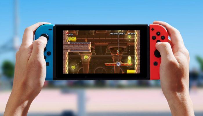 New Super Mario Bros. U Deluxe – Launch Trailer