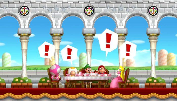 New Super Mario Bros. U Deluxe – Bande-annonce de lancement