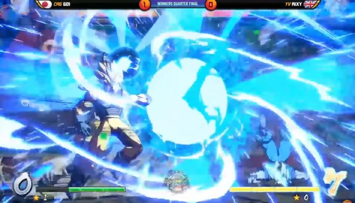 Dragon Ball FighterZ – World Tour Saga 3 Event Recap