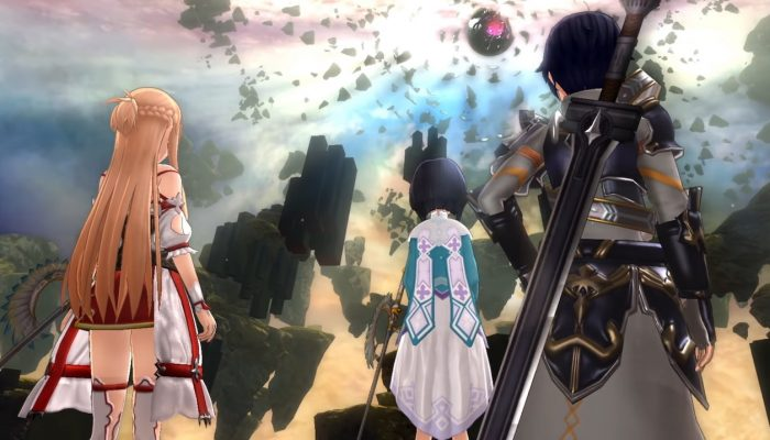 Sword Art Online: Hollow Realization Deluxe Edition – Announcement Trailer