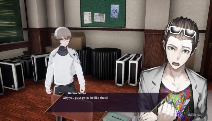 The Caligula Effect: Overdose – Me Me Me Me Me!