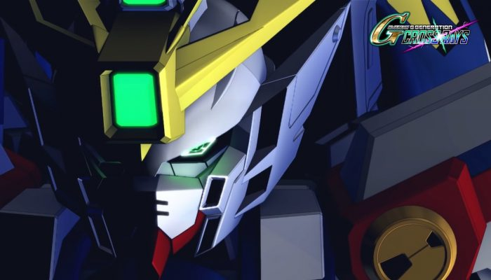 SD Gundam G Generation Cross Rays – Announcement Trailer