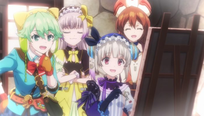 Nelke & the Legendary Alchemists: Ateliers of the New World – Japanese Opening Movie