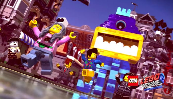The LEGO Movie 2 Videogame – Teaser Trailer