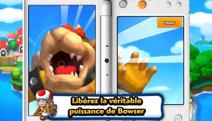 Mario & Luigi : Voyage au centre de Bowser + L'épopée de Bowser Jr. – Bande-annonce de présentation